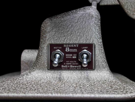 B&H Regent 122 L 8mm D.D. Teoli Jr. .