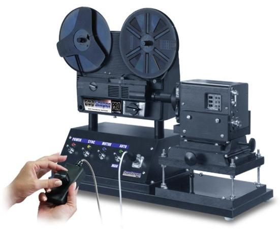 Telecine film scanner D.D. Teoli Jr. A.C.