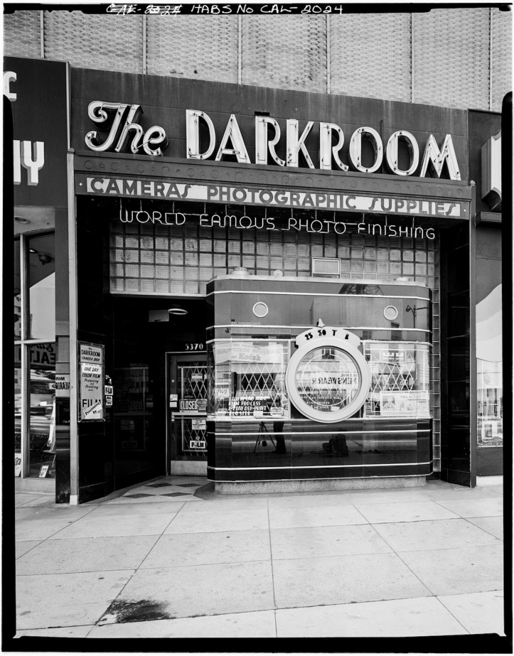 The Darkroom Camera Store D.D. Teoli Jr. A.C.