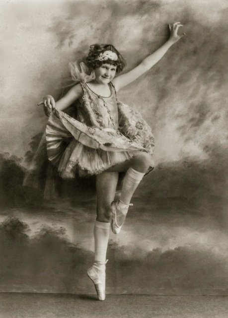Ballerina Myers S.F. Daniel D. Teoli Jr. Archival Collection