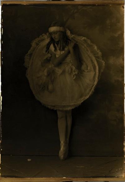 Ballerina pre restoration D.D. Teoli Jr. A.C.