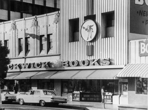 Pickwick Books Hollywood