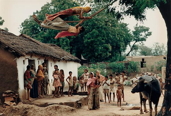 Raghubir Singh Modernism on the Ganges