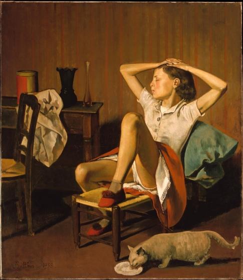 Thérèse Dreaming Balthus