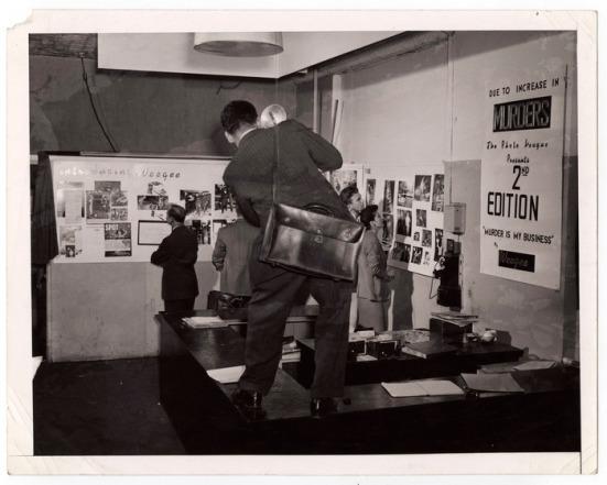 weegee ny photo league exhibit D.D. Teoli Jr. A.C (1)