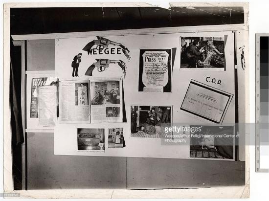 weegee ny photo league exhibit D.D. Teoli Jr. A.C (6)